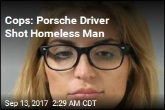 Cops: Woman Shot Homeless Man Who Asked Her to Move Porsche
