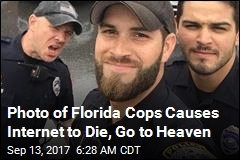 Photo of Florida Cops Causes Internet to Die, Go to Heaven