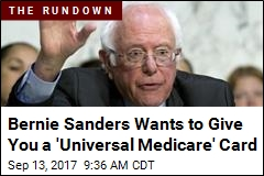 Let the Single-Payer Fight Begin: Sanders Rolling Out Plan