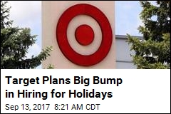 Target Will Hire 100K People for Holidays