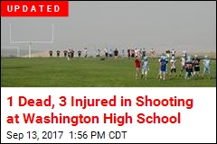 Shooting Reported at Washington High School