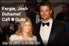 Fergie, Josh Duhamel Call It Quits