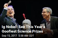 Crocodile Gambling, Cheese Disgust Among Ig Nobel Winners