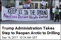 Trump Administration Takes Step to Reopen Arctic to Drilling