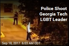 Georgia Tech Pride Leader Shot by Police