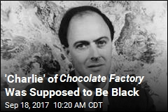 Roald Dahl's First 'Charlie' Was Black