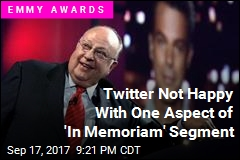 Twitter Not Happy With One Aspect of 'In Memoriam' Segment
