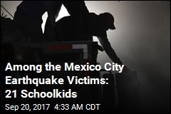 School Collapse Killed at Least 25 in Mexico Quake