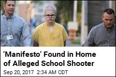 School Shooting Suspect Pleads Not Guilty
