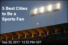 5 Best Cities to Be a Sports Fan