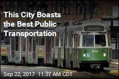 5 Best US Cities for Public Transit