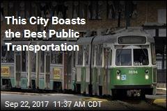 5 Best US Cities for Public Transit
