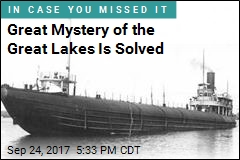 Great Mystery of the Great Lakes Is Solved