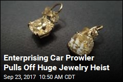 When Is a Car Break-In News? When It Involves $900K in Jewelry