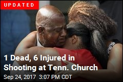 At Least 8 Injured in Shooting at Tenn. Church