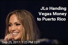 Jennifer Lopez Comes to Aid of Family's Native Puerto Rico