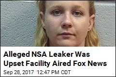 Reality Winner: I Smuggled NSA Report in My Pantyhose