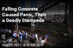 22 Die in Train Station Stampede
