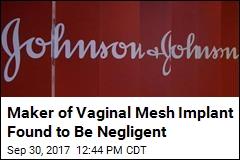 Woman Wins $57M Vaginal Mesh Lawsuit