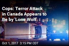 Cops: 'Lone Wolf' Likely Carried Out Stabbing, Car Chase