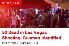 Sheriff: At Least 20 Killed in Las Vegas Mass Shooting