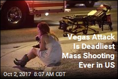 Vegas Attack Is Deadliest Mass Shooting Ever in US