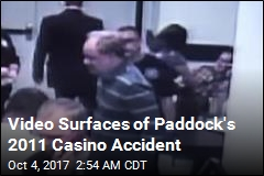 Video Surfaces of Paddock's 2011 Casino Accident