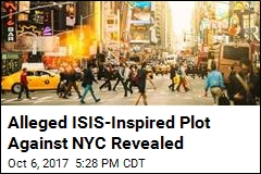 Alleged ISIS-Inspired Plot Against NYC Foiled Last Year