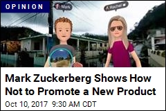 Mark Zuckerberg Shows How Not to Promote a New Product