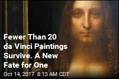 Fewer Than 20 da Vinci Paintings Survive. A New Fate for One