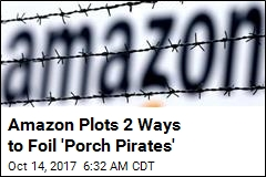 Amazon Plots 2 Ways to Foil 'Porch Pirates'
