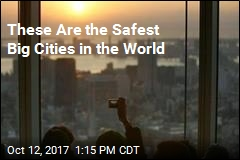 World's 10 Safest Big Cities