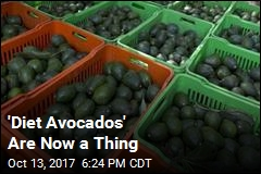 Low-Fat Avocados Are Now a Thing