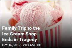 Child Drowns in Ice Cream Shop's Grease Pit
