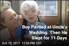 Why Did Boy, 7, Sleep for 11 Days?
