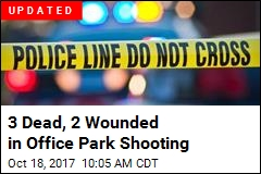 Multiple People Reportedly Shot at Maryland Office Park