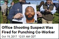Triple Murder Suspect Has History of Workplace Violence