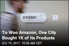 To Woo Amazon, One City Will Create New City: 'Amazon'