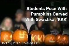 School District Blasts 'Reprehensible' Pumpkin Carvings