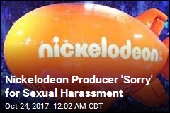 Nickelodeon Producer 'Sorry' for Sexual Harassment