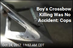Cops: 13-Year-Old Killed Playmate With Crossbow