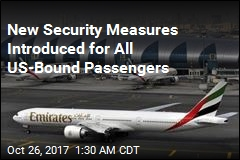 New Security Measures Introduced for All US-Bound Passengers