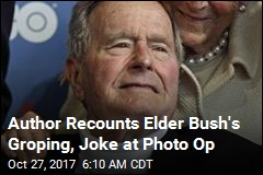 3rd Woman Recounts Bush Grope After He Tells a Joke