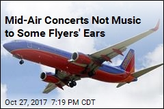 Southwest Announces New Mid-Flight Concerts