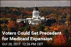 Voters Could Set Precedent for Medicaid Expansion
