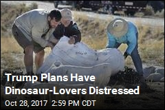 Trump Plans in Utah Could Endanger Dinosaur Discoveries