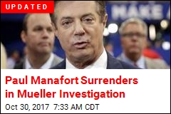 Paul Manafort Expected to Surrender to Mueller