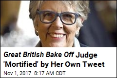 Premature Tweet Blows Ending of Great British Bake Off