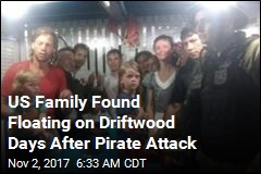 American Family Found Safe After River Pirate Attack
