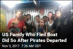 Family Hid in Jungle for 3 Days After Pirate Attack